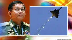 Quân đội Myanmar tiến hành không kích vào các ngôi làng, hàng ngàn thường dân chạy trốn sang Thái Lan