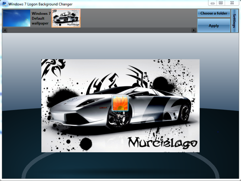 Download windows 7 logon background changer ofgamesoftware - Windows 7 wallpaper changer software ...