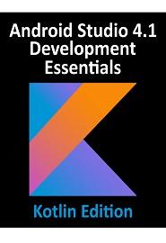 Android Studio 4.1 Development Essentials
