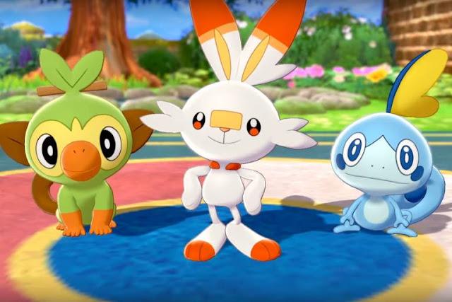 Pokémon: Sword e Shield