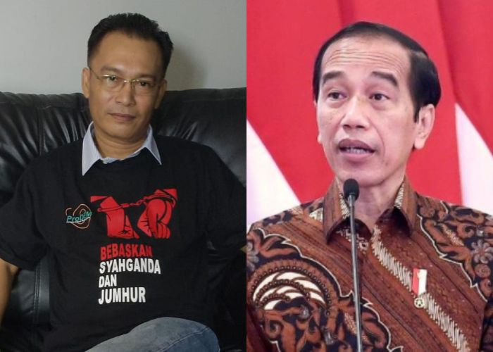 Sebut Amarah Rakyat Bakal Sedikit Reda Jika Jokowi Berani Pecat Luhut, Ketua ProDEM: Iya Gak Sih?