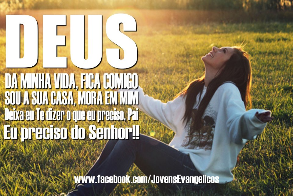Que Amor é Esse Que Se Move Dentro De Mim: Eu Sou De Jesus: Dezembro 2012