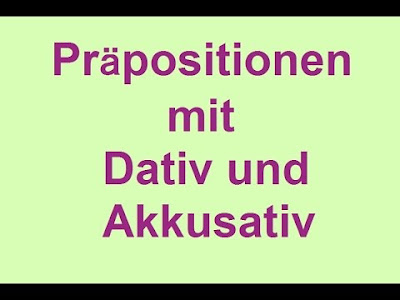 Pr positionen mit dem akkusativ deutsche grammatik online for Gegen dativ oder akkusativ