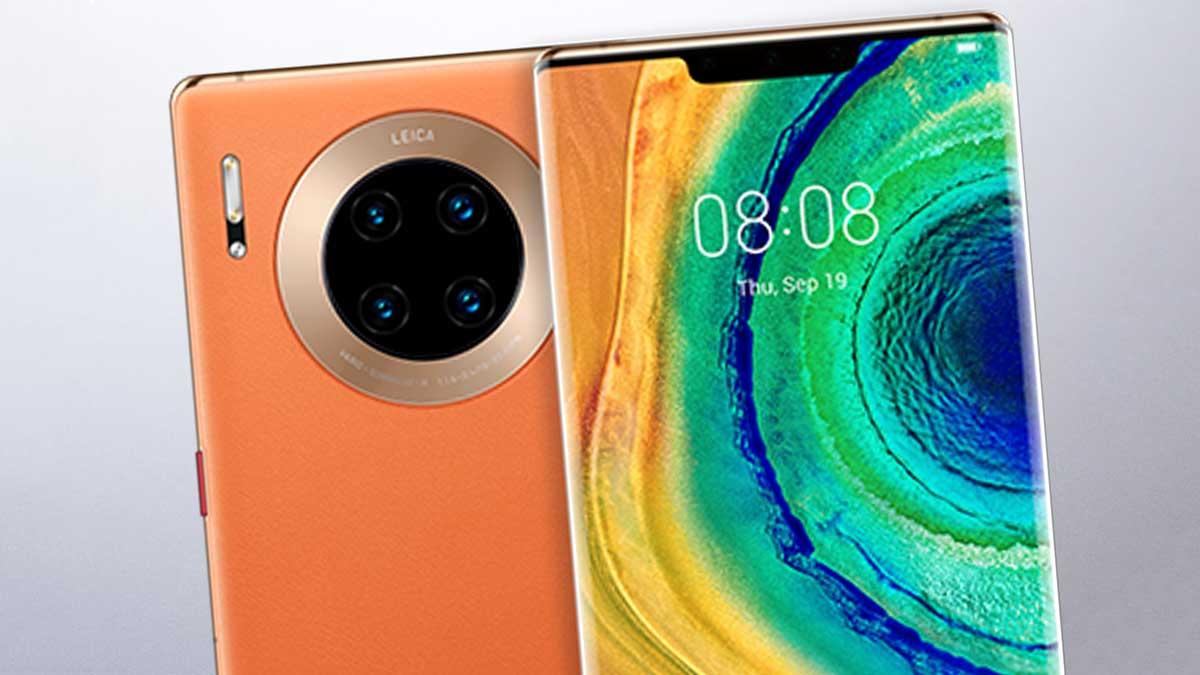 سعر Huawei Mate 30 Pro 5G في سوريا