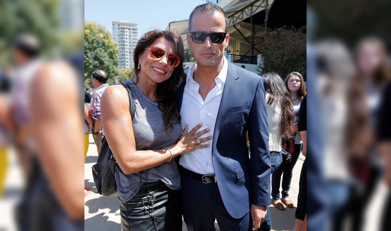 Iván Núñez y el quiebre con su mujer