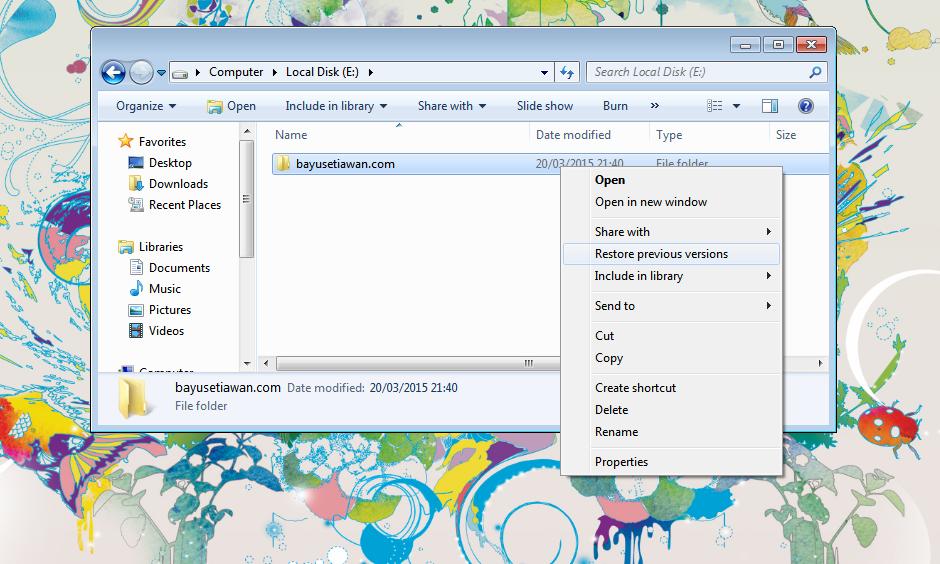 Cara Mengembalikan File di Laptop yang Terhapus Permanen tanpa ...
