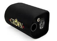 loa nghe nhạc crown 6 đế