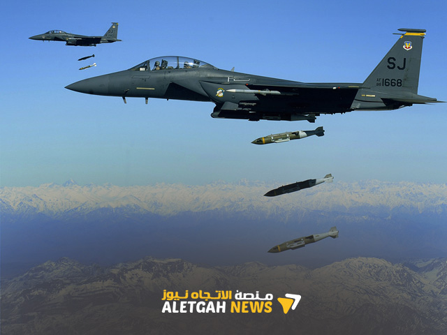 البنتاغون يشن غارات جوية انتقامية في العراق وسوريا استهدفت الجماعات المدعومة من إيران