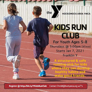 Kids running club