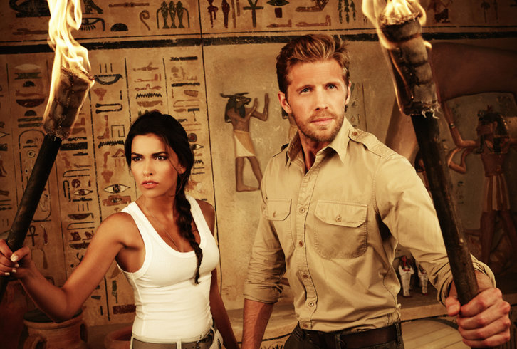 Blood & Treasure - Promo + First Look Photos