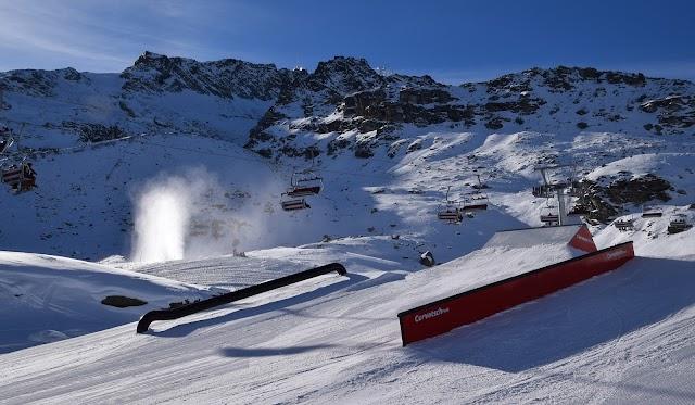 (Sport) On peut apprendre à faire des sauts à ski ou à snow