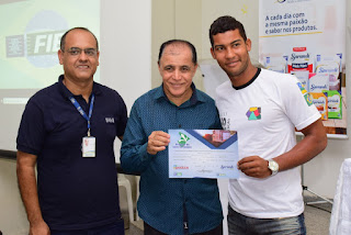 Prefeitura e FIES entregam 160 certificados em Maruim