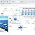 REDS Library: 51. Solar PTC Flashing | Multi Effect Distillation Desalination | Matlab | Simulink Model