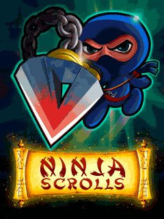 Ninja Scroll game ponsel Java jar