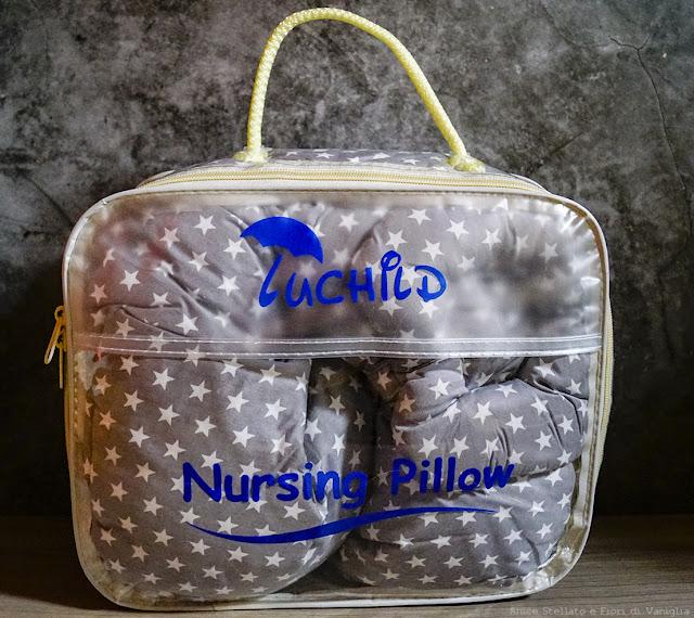cuscino allattamento amazon