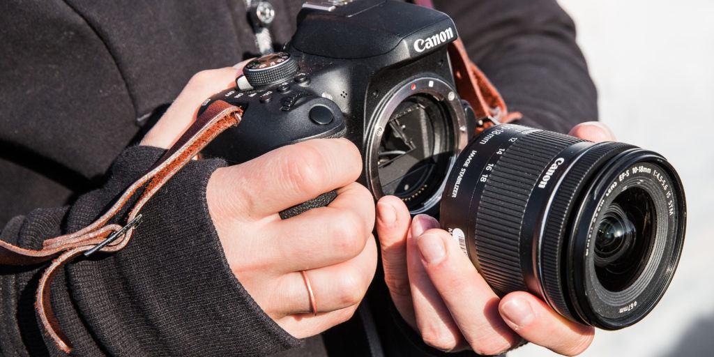Service AutoFokus Kamera DSLR Canon