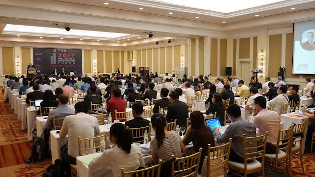 Professionnels de l'immobilier et de la construction, officiels du gouvernement, membres des chambres consulaires, ils étaient plus de 200 participants à ce premier forum de l'année sur le thème : ''Gérer la croissance de l'immobilier et de la construction''.