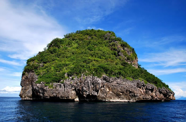 LOOK: This island is allegedly owned by ex-Gen. Loot