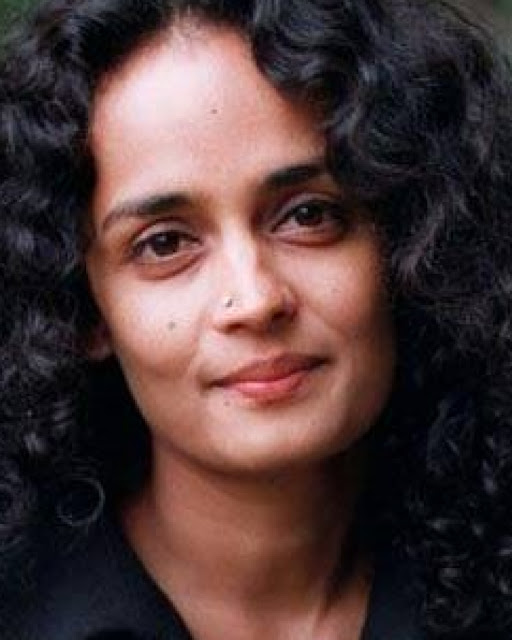 Arundhati Roy triggers new discussion