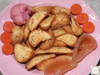 Mancare de cartofi la cuptor reteta,