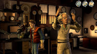Videojuego Back to the Future - The Game