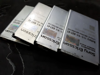 Baterai Sony Ericsson BST-41 BST41 New Soner X1 X2 X10 Aspen Murah