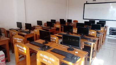 Lab MTs Nurul Huda Pringsewu