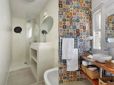¿Cómo elegir los azulejos para el baño? Consejos (I)