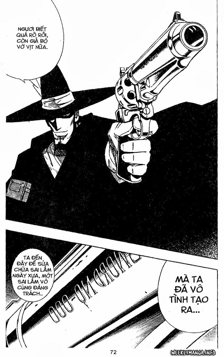 Shaman King [Vua pháp thuật] chap 212 trang 21
