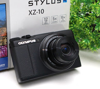 Olympus X-Z10 - Prosumer Fullset Second
