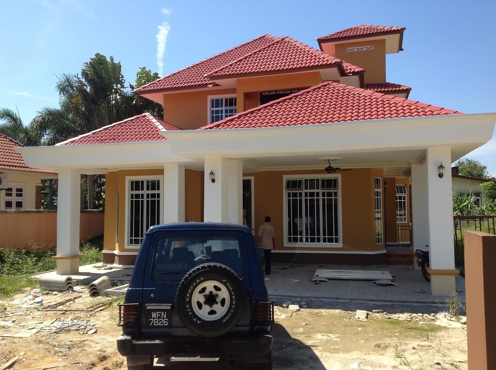 Ini Antara Beberapa Buah Rumah Yang Telah Kami Bina