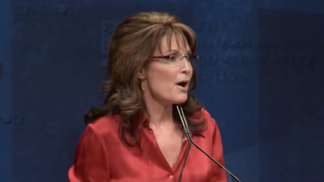 Sarah Palin's 'Last Straw' with Sacha Baron Cohen Was 'Horrible' Question About Chelsea Clinton