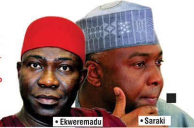 Saraki, Ekweremadu To Be Arrested & Detained?