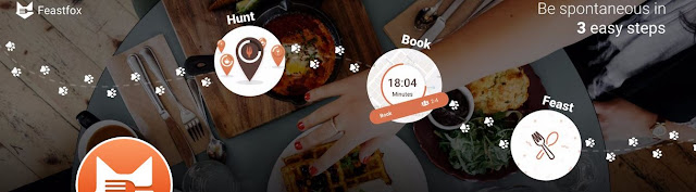 @Feastfox App Launches in #CapeTown #FoodiesCPT #Smartphones #Android #iOS