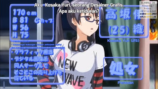 Eroge H mo Game mo Kaihatsu Zanmai Episode 4 Subtitle Indonesia