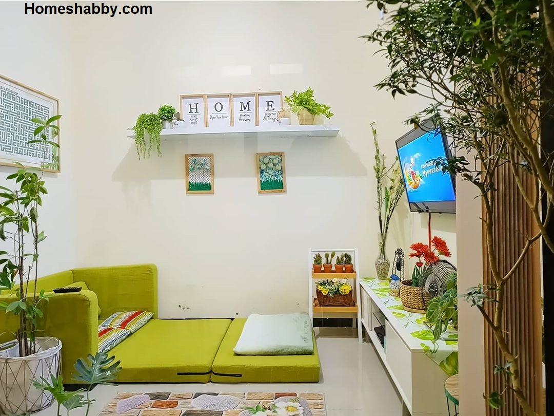 Kumpulan Desain Interior Terbaik Ruang Keluarga Sempit Dan Sederhana Homeshabby Com Design Home Plans Home Decorating And Interior Design