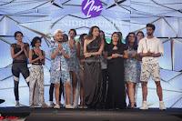 Manjari Phadnis, Meenakshi Dixit, Dipannita Sharma At Designer Nidhi Munim Summer Collection Fashion Week 18th March 2017 (7).JPG