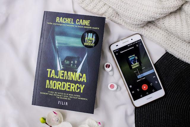 """Tajemnica mordercy"" Rachel Caine"