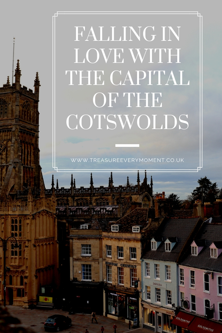 TRAVEL: Falling in love with the Capital of the Cotswolds