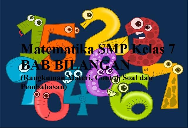 materi matematika smp kelas 7 kurikulum 2013 pdf