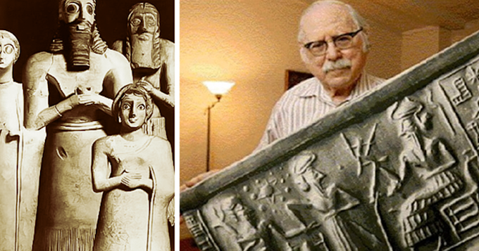 The Reason Why the Anunnaki and the Ancient Sumerians Are Not Taught in Schools