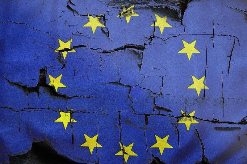 Еврозона: банковское кредитование бизнеса оставалось слабым в октябре