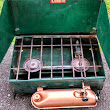 Vintage Coleman Camping Gear - Gas Laterns, Cook Stoves