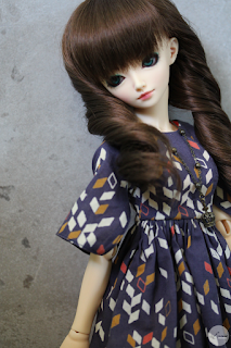 inEssence Creations - Minifee Sydney Dress (Royale blue)