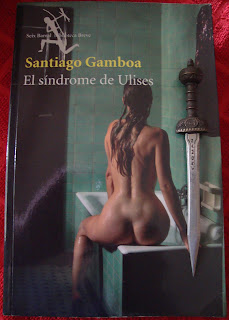 Portada del libro El síndrome de Ulises, de Santiago Gamboa