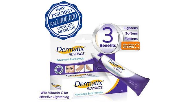 Dermatix Advance