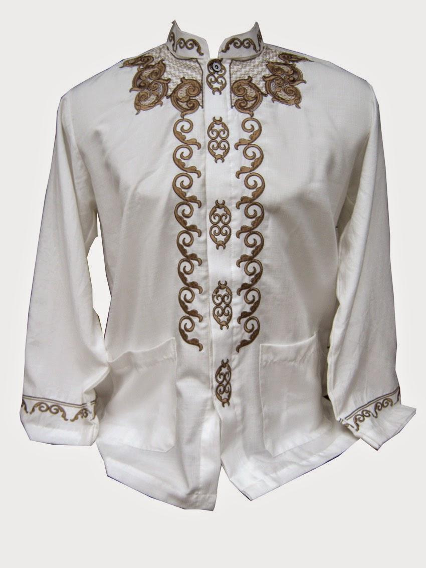 Desain Baju Muslim Pria Model Sekarang