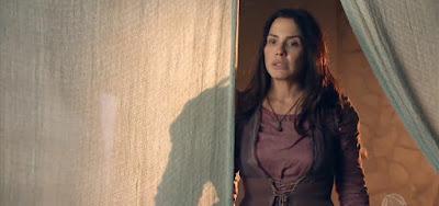 Jezabel: Queila enfrenta Jezabel e tem  morte encomendada por Hannibal