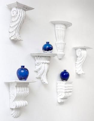 14 Azul & Branco