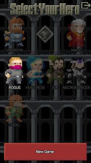 Jogo de RPG para Android Com tudo infinito